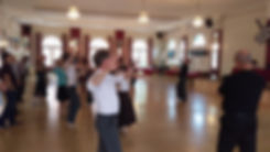 Dance workshop organized by Strides Ballroom