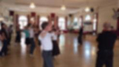 Dance workshop organized by Strides Ballroom