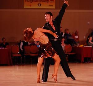 Jennifer Corey Strides Ballroom Instructor