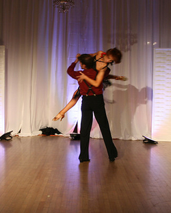 Tango & Rumba Performance