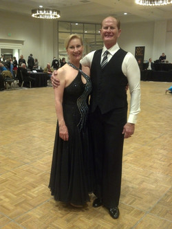Jack and Pam looking great!