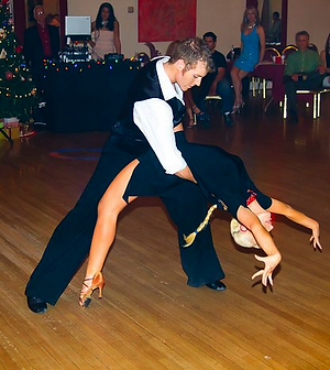 About Strides Ballroom Method
