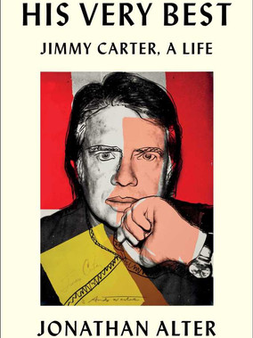 Biography of Jimmy Carter a fresh, valuable piece of history