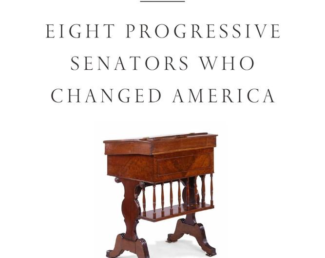 The most progressive desk in the US Senate