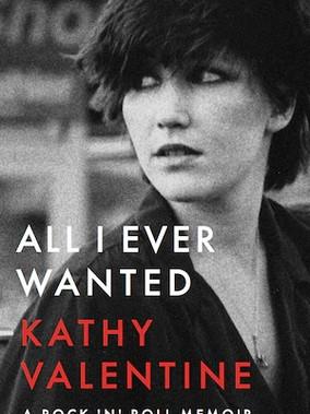 Kathy Valentine gets real in compelling memoir