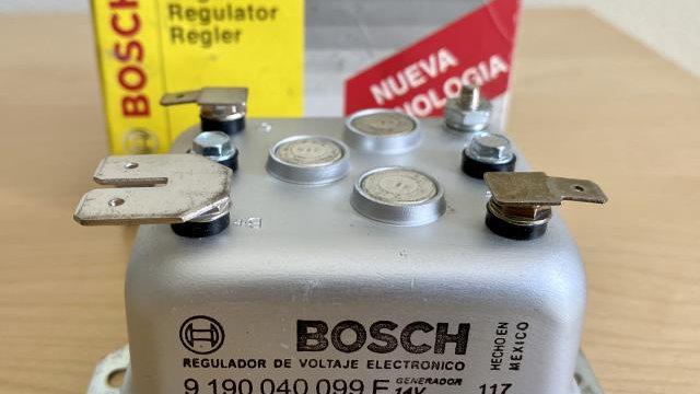 BOSCH 12V Voltage Regulator Generator VW T1 T2 T3