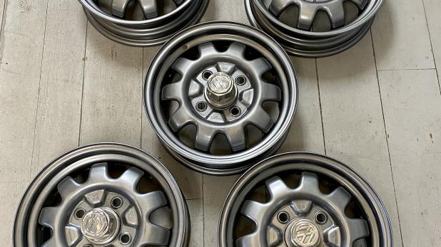 Porsche 914 VW Beetle Bug Wheel set Sport Jeans