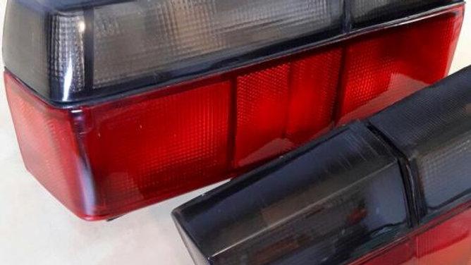 VW Jetta MK1 Smoked Red Tailight set NEW