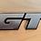 Thumbnail: VW GT MK3 A3 93-99 Golf JETTA FOX REAR EMBLEM OEM 165853750 NEW