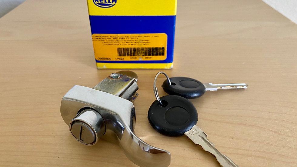VW DECKLID LOCK WITH 2 KEYS 3 SCREW MOUNT T1 BUG