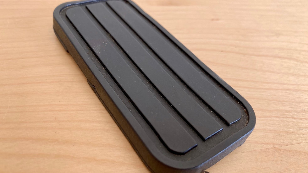 VW Gas Pedal Cover Pad Jetta Rabbit MK1