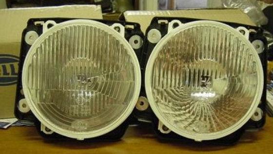 Golf Jetta GTI GLI A2 Mk2 HEAD LIGHT Headlights Hella SET