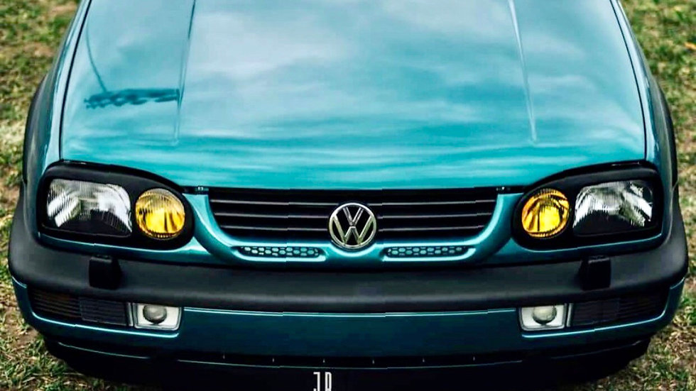 VW Golf MK3 Kamei Style Accent Molding for Grille 92 97