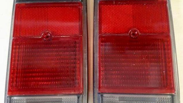 Bus 72-79 Tail Light Tailight Lenses Smoked