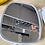 Thumbnail: VW T2 BUS 68-79 BAYWINDOW SIDE VIEW MIRROR SET OEM