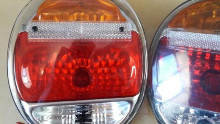 Bug & Super Beetle & Thing Tail Light Tailights Cristal SET