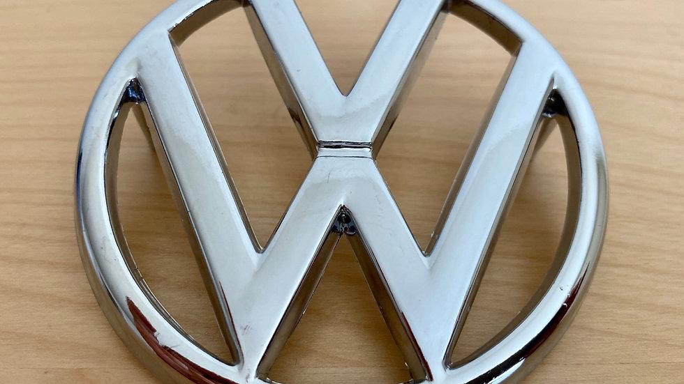VW MK1 RABBIT CADDY 77-84 FRONT GRILLE EMBLEM NEW