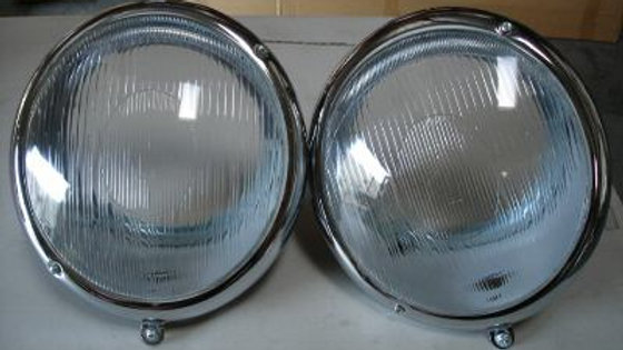 VW Early Bug Bus Headlights