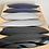 Thumbnail: VW Golf Jetta MK5 Headlight Eyelid Eyebrows Trims