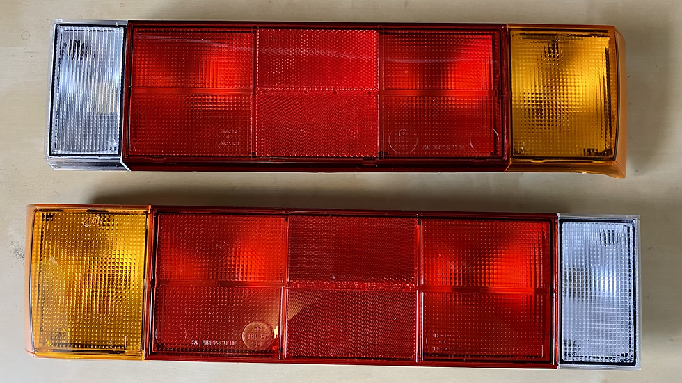 VW GTI Rabbit Mk1 Tailights Tailight Set