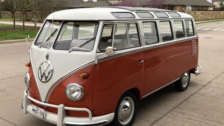 1959 Bus 23 Windows