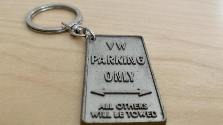 VW Bug Karmann Beetle Vintage Volkswagen KEY CHAIN Keychain
