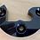 Thumbnail: VW KARMANN GHIA 56 63 Door Striker Plate Left or RIGHT NEW