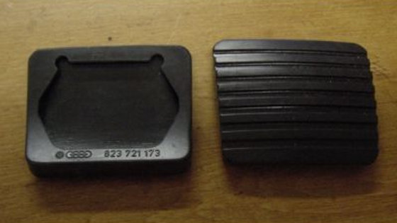 VW Rabbit  Scirocco Jetta Pedal Pads OEM NEW