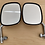 Thumbnail: VW Thing Type181 Mirrors SET NEW