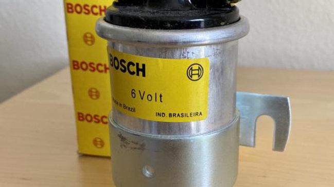 Porsche 356 VW BUG BUS T3 Ignition Coil Bosch NEW