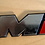 Thumbnail: VW MK3 A3 93-99 Golf Mi Emblem Badge Logo 9cm 1HM853675 OEM