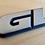 Thumbnail: VW MK3 A3 92-99 Jetta GL 6CM Rear Trunk Emblem Badge OEM NEW