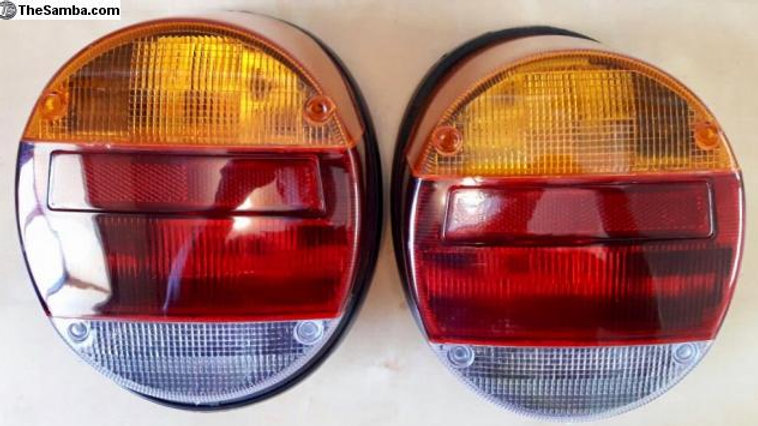 Bug Super Beetle Thing Tailights Tail light SET