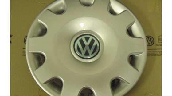 "VW Golf Jetta Hubcap Wheel Cover 15"" new !"