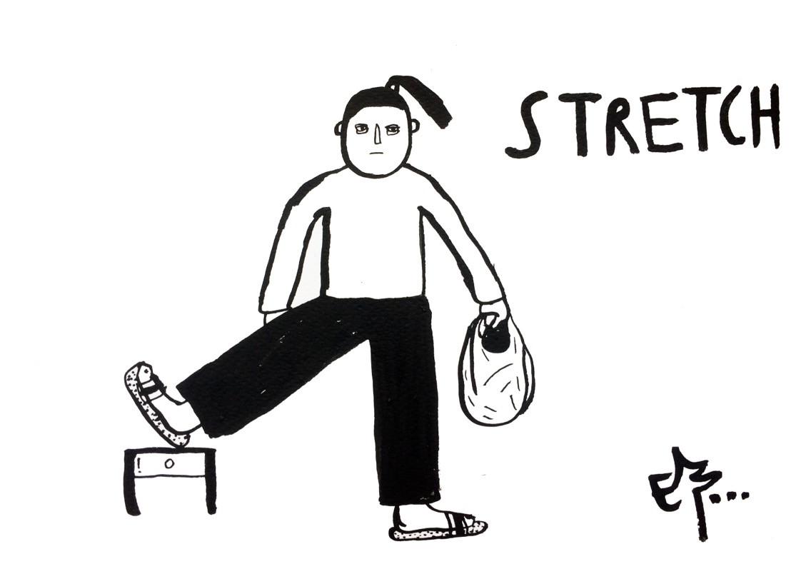 - STRECH