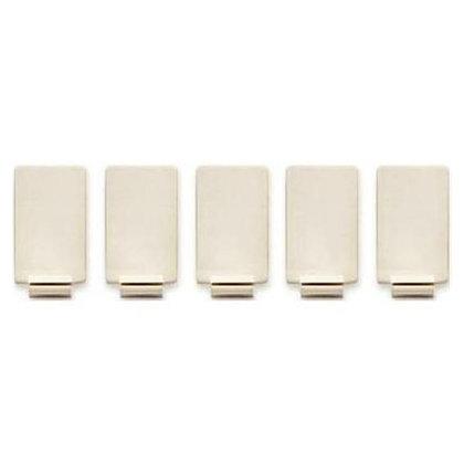 Xios Supreme/Schick 33 Disposable Adhesive Anterior Holders White