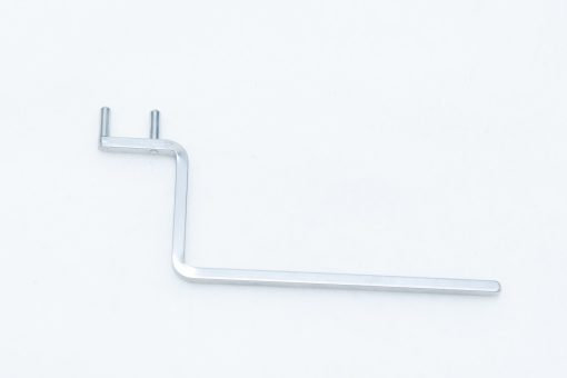 Metal positioning arms for radiography