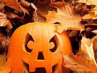 Halloween Activities: October 30