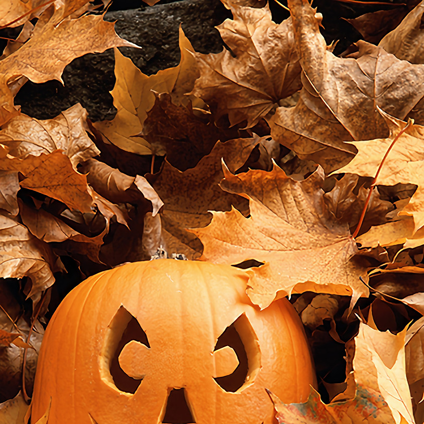 Hike and Pumpkin Carving Contest