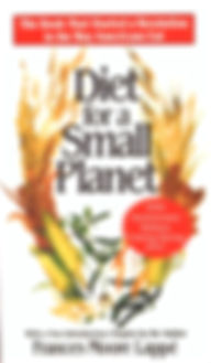 Coming in Spring 2020 - 50th Anniversary Edition of Diet for a Small Planet