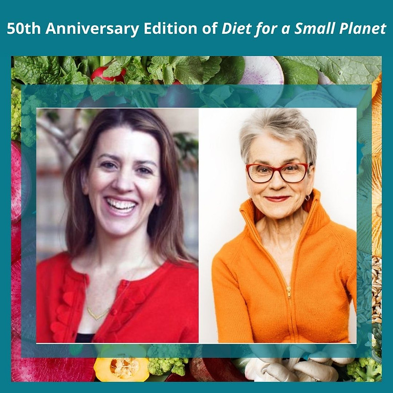Healthy Plates, Healthy Planet with Frances & Anna Lappé