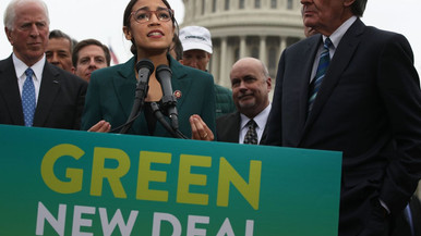 The Green New Deal is Not a Choice