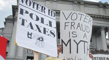 The Real Fraud: Republicans' Voter-Fraud Scare