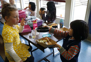 School Lunch Menu is About More Than Taste, Price
