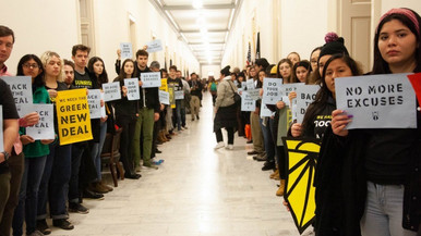 Who Can Afford a Green New Deal? We Can!