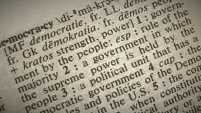 Democracy as Dignity