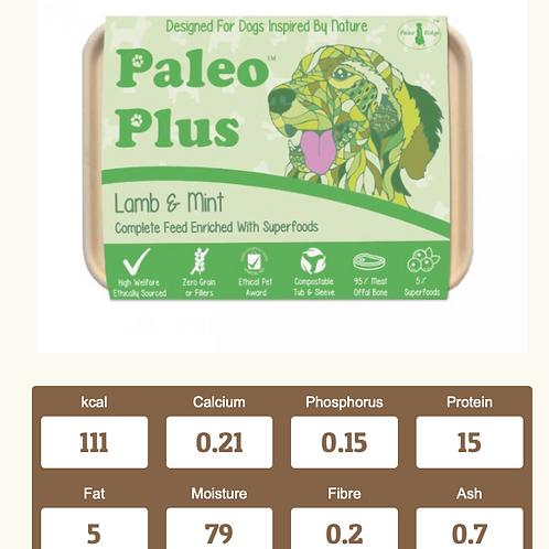 Paleo Plus Lamb and Mint  500g