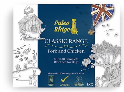 Paleo Ridge Classic Pork & Chicken     1kg