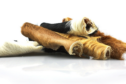 Treat Exotic Beef Scalp a Dog Chew
