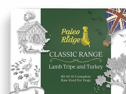 Paleo Ridge Classic Lamb tripe & Turkey     1kg